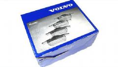 Genuine Volvo S40, V50 (04-) Front Brake Pads (Models with 15